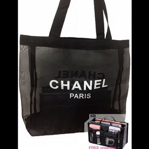 Chanel VIP Tote Gift Bag + FREE Organizer